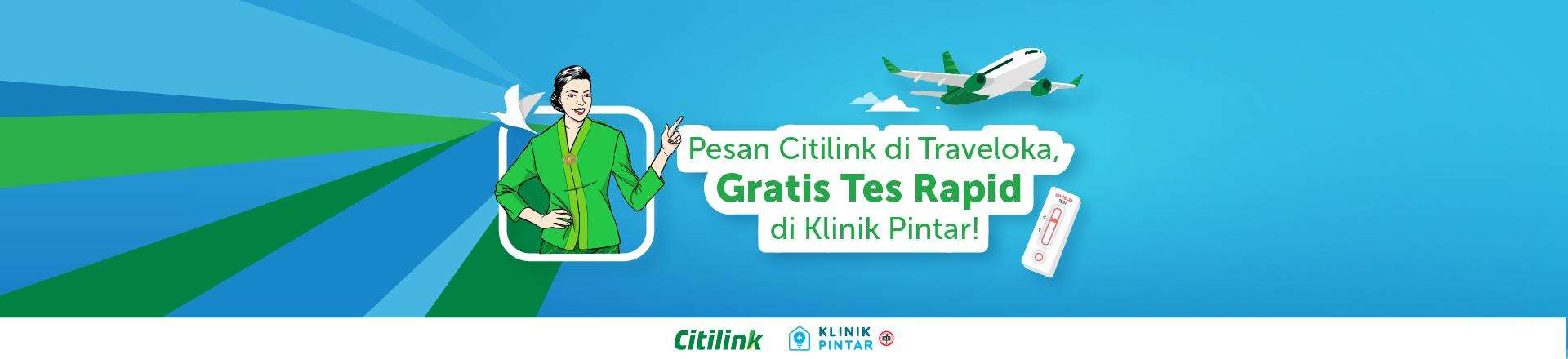 Covid-19 safety inforgraphic for  Citilink