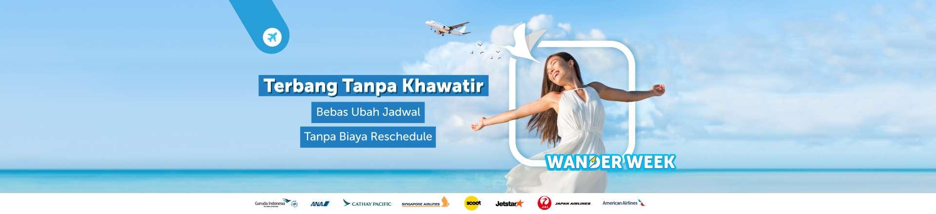 Tiket Pesawat Garuda Indonesia Harga Tiket Promo Garuda Indonesia Di Traveloka
