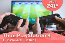 Thuê PlayStation 4, VND 241.000