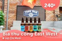 Bia thủ công East West, VND 240.000