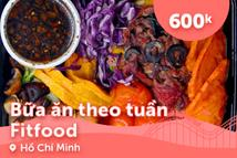 Bữa ăn theo tuần Fitfood, VND 600.000