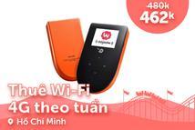 Thuê Wi-Fi 4G theo tuần, VND 462.000