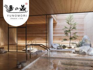 Yunomori Onsen & Spa, Starts from THB 250
