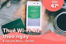 Thuê Wi-Fi 4G theo ngày, VND 47.000