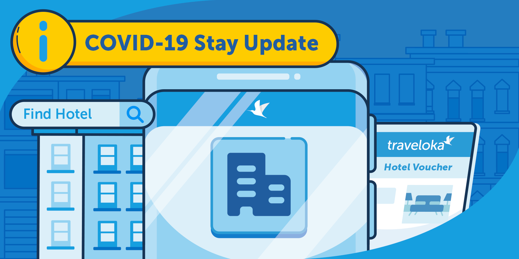 Stay up-to date with COVID-19