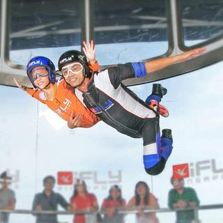 iFly Singapore - SingapoRediscovers Vouchers, S$ 50.00