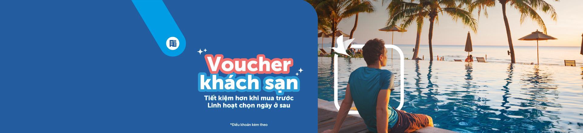 Traveloka - Voucher khách sạn dành riêng cho thời điểm đặc thù hiện nay