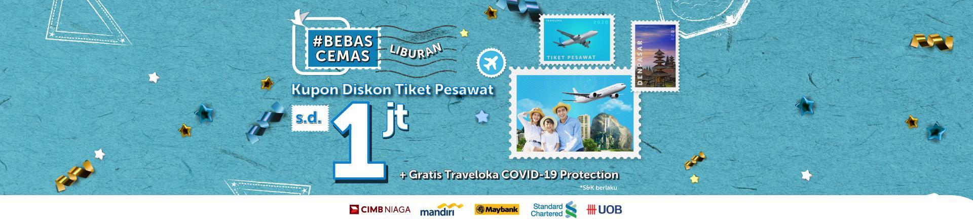 Kode Promo Traveloka Rp 500 000 Promo Februari 2021