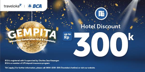 Hotel Promo Discounts Via Traveloka Coupon Voucher Direct Booking