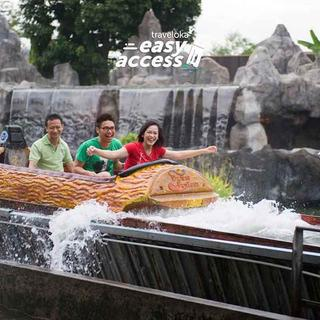 Dunia Fantasi (Dufan) Ancol Tickets - Easy Access, Rp 200.000