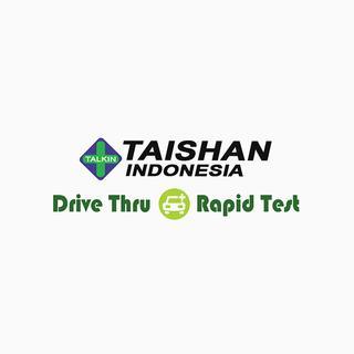 Taishan Indonesia Drive Thru Covid19 test @ Soewarna Business Park, Mulai dari Rp 90.000
