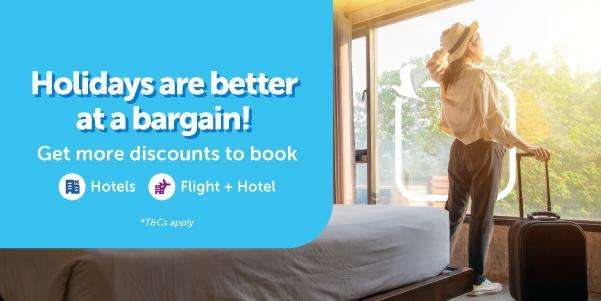 All Accommodation Promos