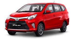 Toyota Calya Rp.100.000/day