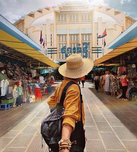 cho truyen thong o phnom penh