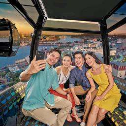 Singapore Cable Car - SingapoRediscovers Vouchers, S$ 25.00