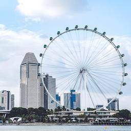 Singapore Flyer - SingapoRediscovers Vouchers, S$ 35.00