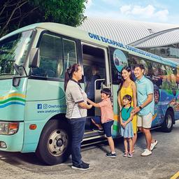 Sentosa Island Bus Tour - SingapoRediscovers Voucher, S$ 15.00
