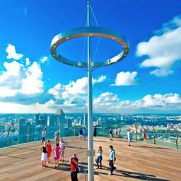 Combo: Gardens by The Bay Two Domes + Marina Bay Sands Observatory Deck - Admissions Only - SingapoRediscovers Vouchers, S$ 35.00