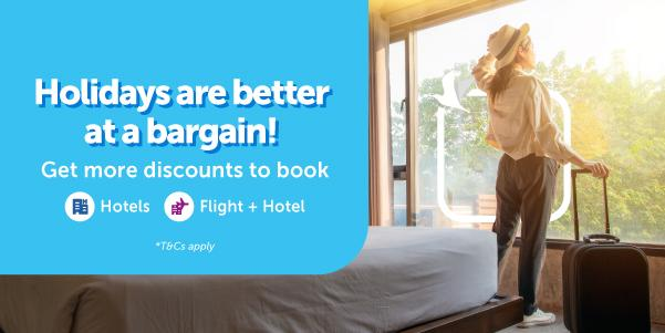 Staycation with Hotel Deals