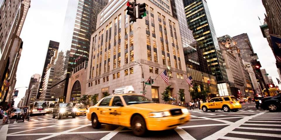 taxi o new york