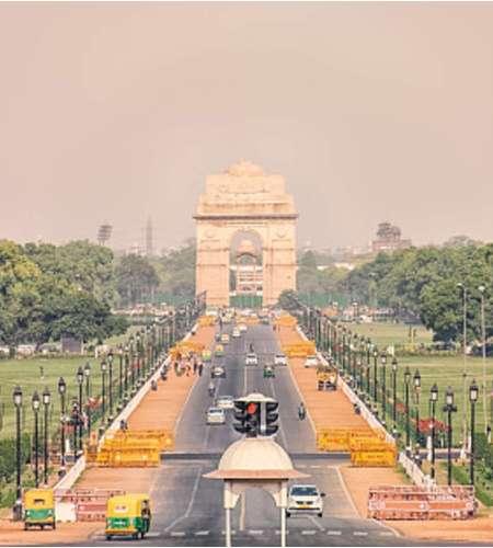 new delhi gate