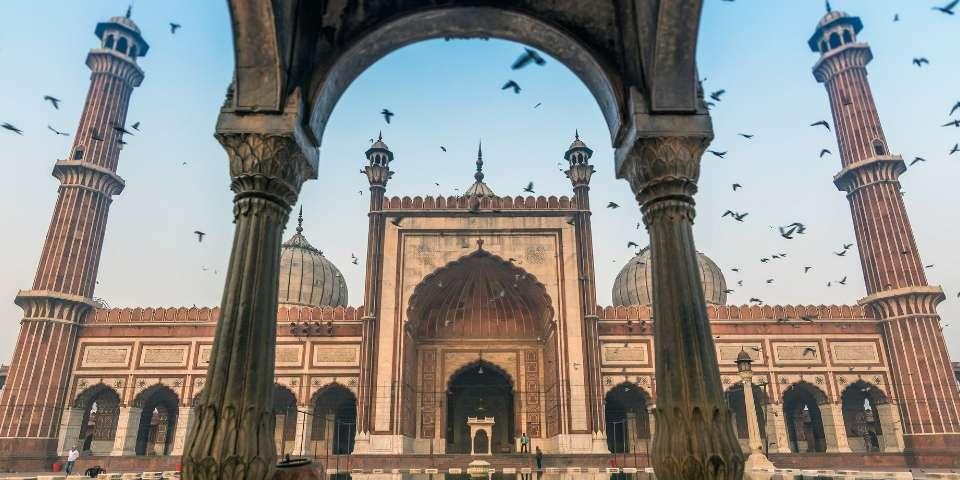 thanh duong jama masjid