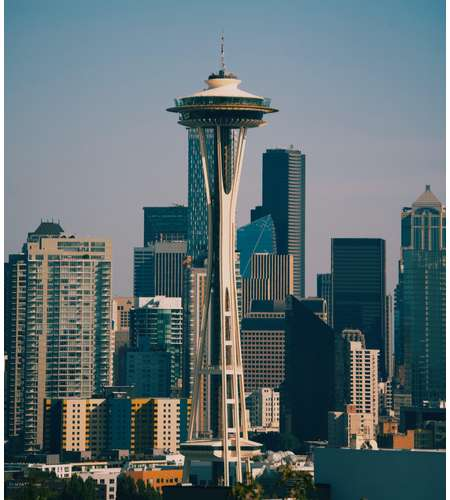 thap space needle