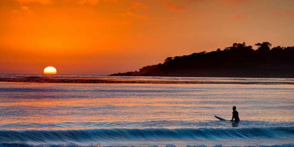 Biển Cà Mau