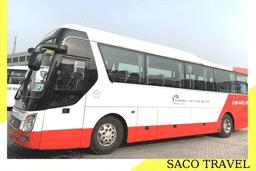 [Nội thành] Xe chở khách hoàn thành cách ly và điều trị COVID   SACO TRAVEL