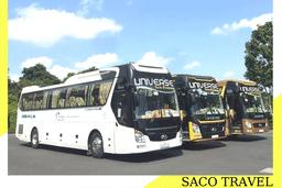 [Ngoại thành] Xe chở khách hoàn thành cách ly và điều trị COVID   SACO TRAVEL