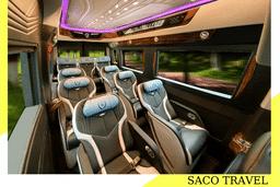 Xe từ TP Vũng Tàu đến TP Hồ Chí Minh (Cho mọi quốc tịch)   SACO TRAVEL