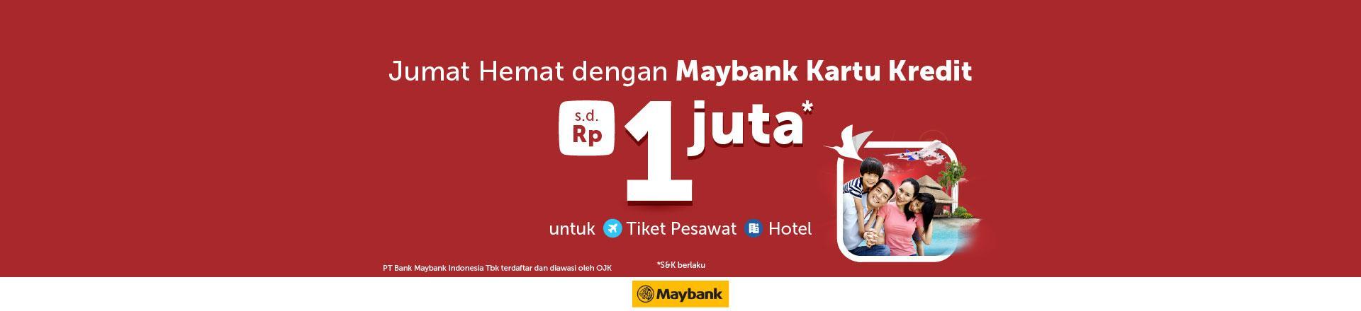 Promo Maybank Kartu Kredit