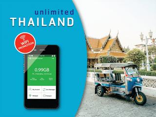 Thailand Pocket Wi-Fi Rental (Thailand Pick-up) by Bangkok Samurai 4G Pocket Wi-Fi, THB 220.50