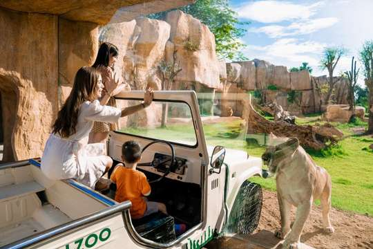 Bali Zoo Tickets - Indonesian Nationals and KITAS Holders