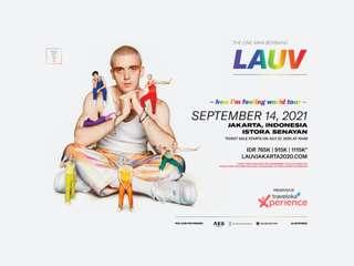Lauv ~how I'm feeling world tour~ Jakarta 2020, RM 259.61