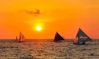 Boracay Sunset Paraw Sailing, ₱ 2,400