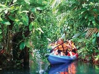 Krabi: ATV + Kayaking + Swimming at Hidden Crystal Lagoon, RM 105.20