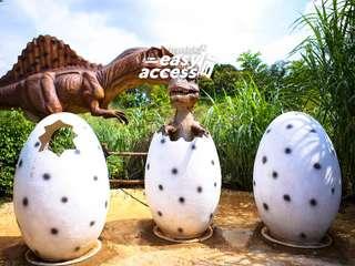 Tiket Taman Legenda Keong Emas - Easy Access, Rp 85.000