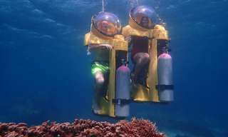 Underwater Scooter by My Boracay Guide, ₱ 2,400