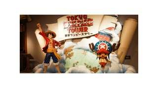 Tokyo One Piece Tower Tickets, S$ 7.20