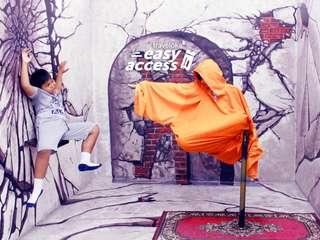 Tiket IAM BALI 3D Museum & UPSIDE DOWN ZONE - Easy Access, Rp 40.000