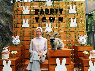 Rabbit Town Tickets, Rp 36.000