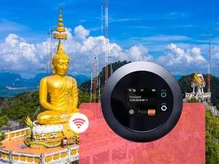Passpod Pocket WiFi Thailand (Indonesia Pick-Up), THB 67.30