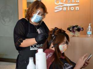 Orasa Salon Chachoengsao, THB 1,170