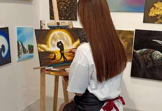 Le Masterpiece Painting Class, THB 1,132.86