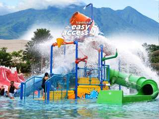 Jungle Waterpark Tickets - Easy Access, RM 8.60