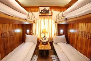 Vé tàu Lào Cai - Hà Nội Sapaly Express một chiều, VND 722.892