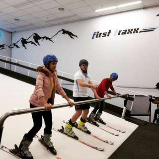 First Traxx Ski and Snowboard Training Centre Admission Tickets, RM 146.30