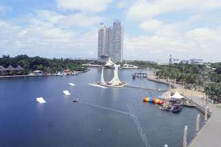 Ancol Entrance Gate Ticket, Rp 599.000