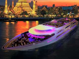 Grand Pearl Dinner Cruise Tickets, THB 1,095